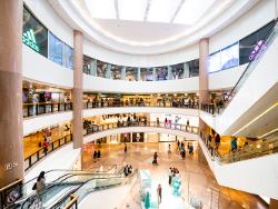 大型商场-装饰铝板