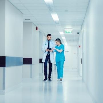 a2防火铝金属复合板应用-医院专用抗菌板
