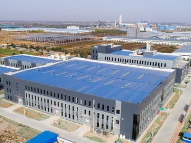 纳米防腐隔热彩涂板-应用案例-化工厂