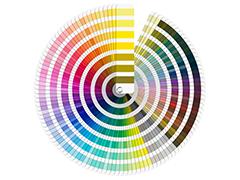 装饰彩涂钢卷板色卡-河北蓝天是国标金属印花涂覆膜彩涂钢单板复合板装饰彩板厂家
