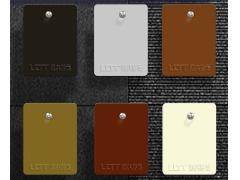 装饰彩涂铝卷板色卡-河北蓝天是国标金属印花涂覆膜彩涂铝单板复合板装饰彩板厂家