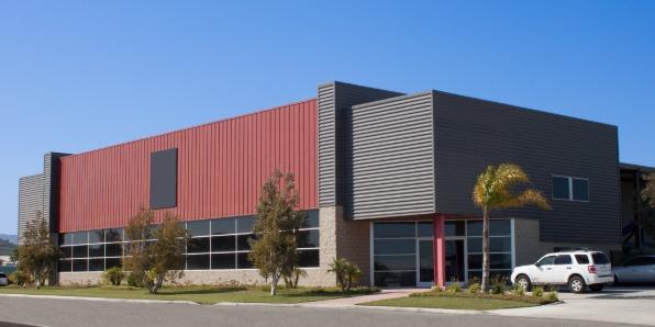 A2级防火金属钢复合板机场应用案例-河北蓝天U+装饰板品牌