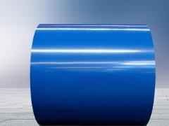 河北蓝天U+装饰彩涂钢卷板经过300多度高温烘烤不起泡不褪色拥有面漆、底漆、化学涂层更加耐潮耐水耐腐蚀