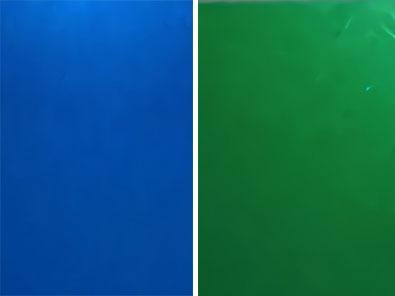 装饰闪光彩涂铝卷板-河北蓝天是国标金属印花涂覆膜彩涂铝单板复合板会议室大厅会所办公室彩板厂家
