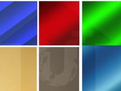 河北蓝天U+装饰彩涂闪光钢铝卷板经过300多度高温烘烤不起泡不褪色拥有面漆、底漆、化学涂层更加耐潮耐水耐腐蚀