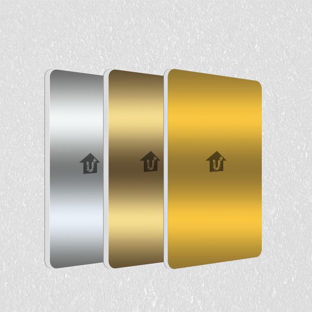 A2级防火金属不锈钢复合板-光板系列