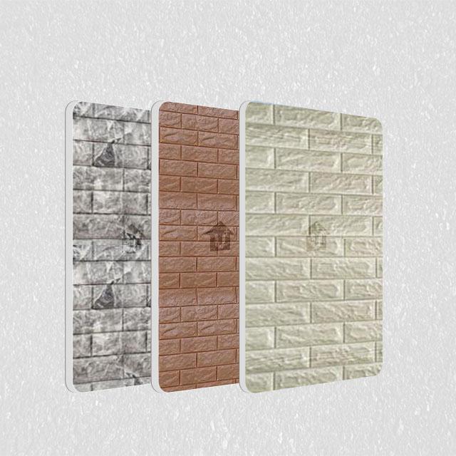 A2级防火金属铝复合板-冷热覆膜砖型系列