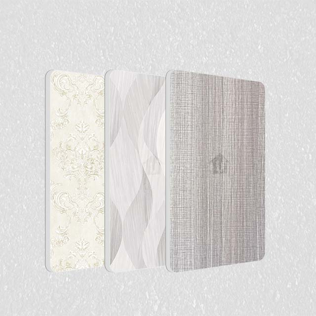 A级防火板-A2不燃级防火压花布纹印花复合板-河北蓝天U+金属装饰板品牌