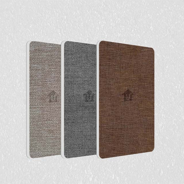 A2级防火装饰金属铝冷热覆膜-壁布系列
