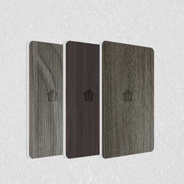 A2级防火金属钢复合板-冷热覆膜木纹系列