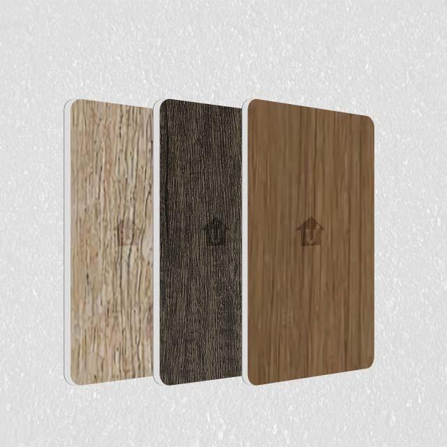 A2级防火金属钢复合板-印花木纹系列