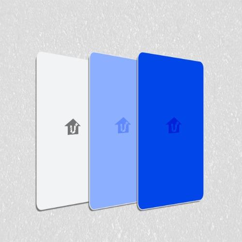 金属装饰彩色钢板-河北蓝天U+装饰板品牌耐蚀耐划厂家价格批发喷砂