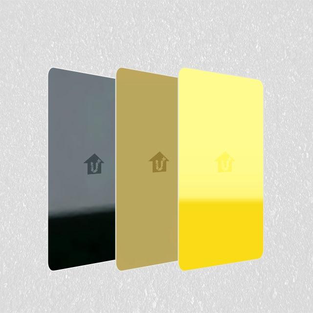 装饰金属彩涂彩钢卷板-高光系列