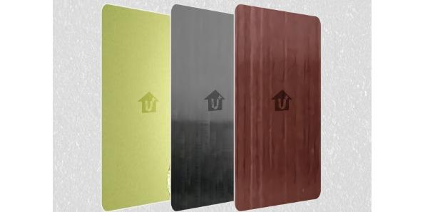 装饰金属彩涂彩钢铝卷板-镜面系列-河北蓝天U+装饰板品牌耐蚀耐划厂家价格批发