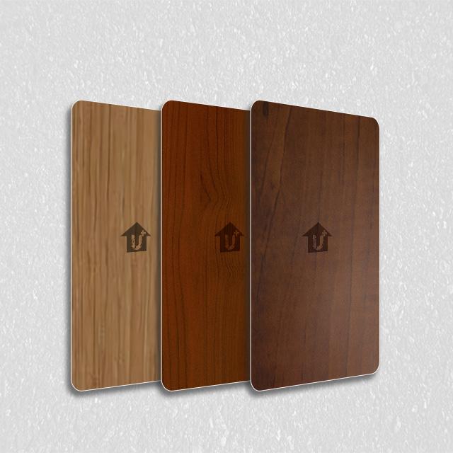 金属装饰印花板-木纹系列