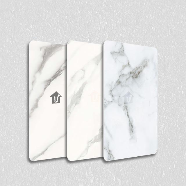 装饰金属彩涂覆膜板-大理石纹系列