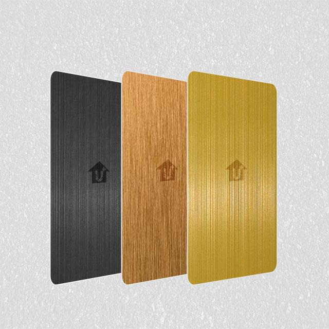 装饰金属彩涂铝卷板-高端系列