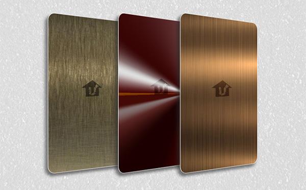 高端彩涂铝卷板仿古纹-河北燕赵蓝天u+金属装饰板品牌厂家 拷贝