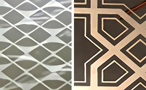 彩色不锈钢装饰板的价格-影响的因素有哪些-河北蓝天u+金属装饰复板厂家