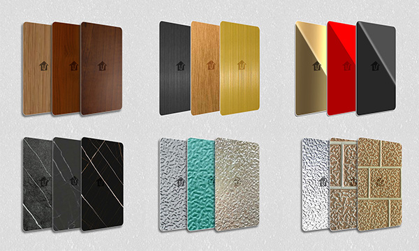 河北金属不锈钢装饰板厂家-燕赵蓝天氟碳高耐蚀建筑工程彩铝板钢板不锈钢定制